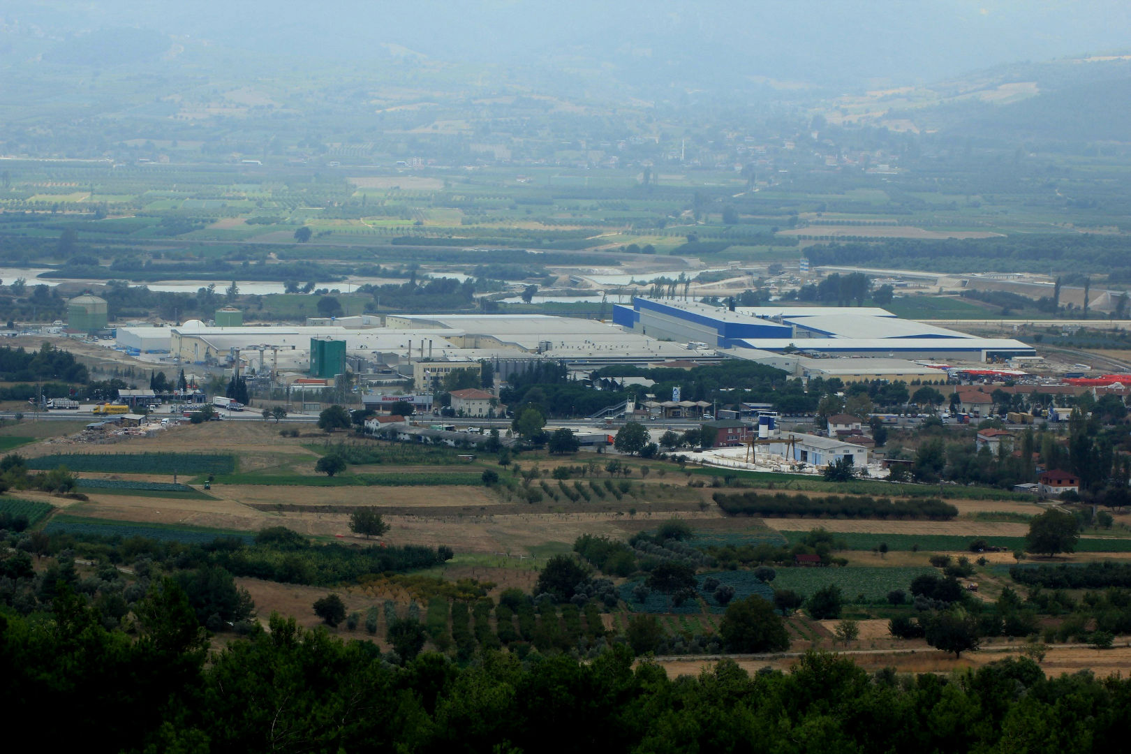 Production started at Ak Gıda, Sakarya (Pamukova) Facility with 1500 tons milk processing capacity per day.