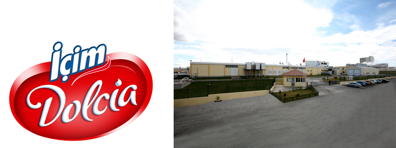 The launch of Dolcia brand.<br><br>Production started at Karaman Production Facility, which has a capacity of 1000 tons of milk processing per day.