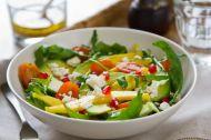 Nar & Avokado Salatasi Tarifi