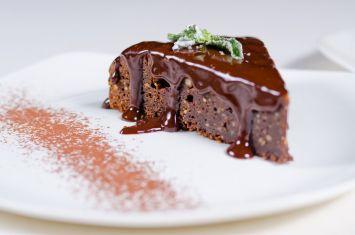 Çikolata ve Kestaneli Turta Tarifi
