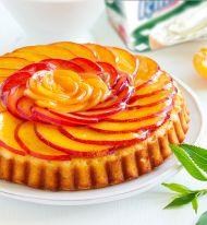 Şeftalili Cheesecake Tarifi