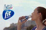 Non-Fat İçim Fit Milk with High Protein