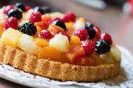 Pasta Yaparken Meyveleriniz Taze Kalsın