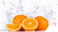 Portakalları sıkmadan önc...