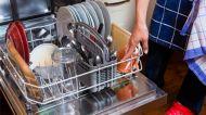 Bulaşık makinesi temizliği