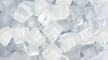 Kristal buz kalıbı yapmak için