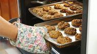 Tepsiye yapışan kurabiyeler