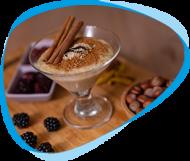 Semolina Dessert with Quinoa