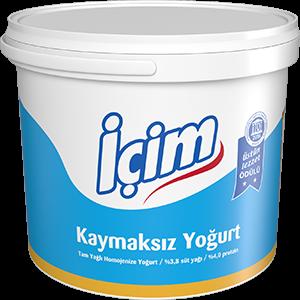 Homogenized Yoghurt