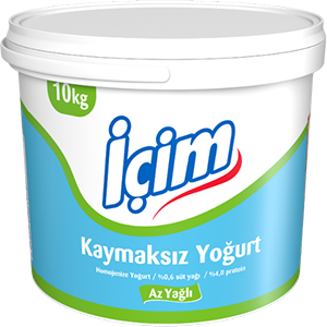 İçim Low Fat Yoghurt 10000g