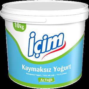 İçim Low Fat Yoghurt 10000g