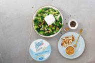 Kajulu Susamlı Brokoli Salatası Tarifi