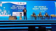 Sütün geleceği, Dünya Süt Zirvesi kapsamında İstanbul'da konuşuluyor