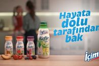Look at Life from the Full Side with İçim Kefir