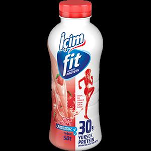 İçim Fit Milk Strawberry