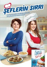 İçim Şef Cream, the Secret of Chefs is Now Available on Store Shelves!