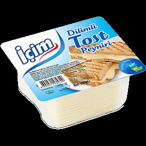 Sliced Toast Cheese