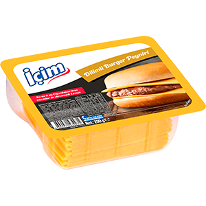 Sliced Burger Cheese 200g
