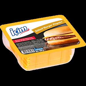 Sliced Burger Cheese 200g