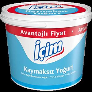 Half Fat Yoghurt