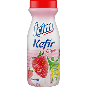 Strawberry Kefir 260ml