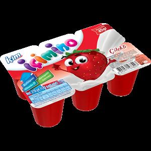 İçim İçimino Strawberry Kids Yoghurt 6x45g