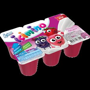 İçim İçimino Forest Fruit Kids Yoghurt 6x45g