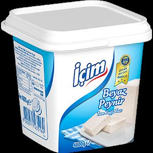 White Feta Cheese 4500g