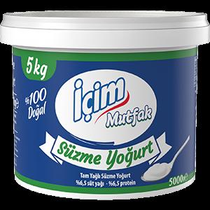Filtered Yoghurt 5000g