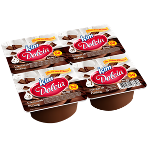 Chocolate Dolcia 60g