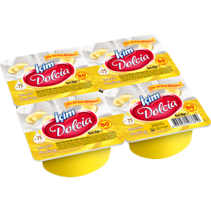 İçim Dolcia Banana Pudding 60g