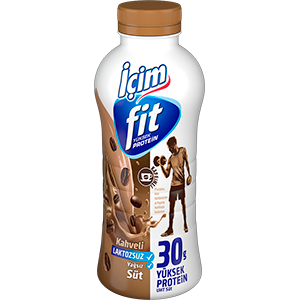İçim Fit Milk Coffee Lactose-Free