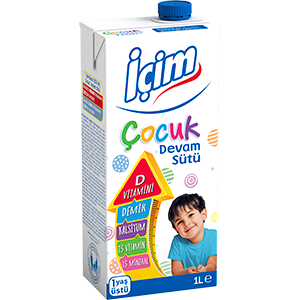 Grow Up Milk 1000ml