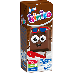 İçim İçimino Chocolate Milk 180ml
