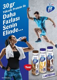 With Fit Milk More in Your Hands: Now with Lactose-free Coffee...