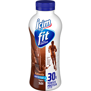 İçim Fit Milk Chocolate