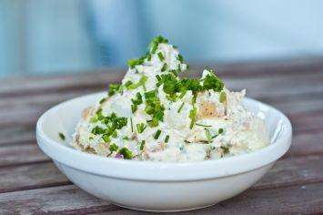 Hardallı Patates Salatası Tarifi