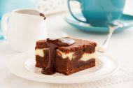 Beyaz Çikolatalı Brownie Tarifi