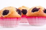 Böğürtlenli Muffin Tarifi