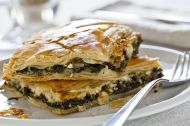 Ispanaklı Börek Tarifi