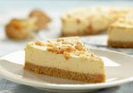 Beyaz Peynirli ve Labneli Cheesecake Tarifi