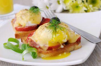 Hellim Peynirli Yumurta Tarifi