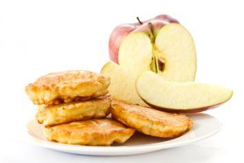 Kızarmış Elma Halkaları Tarifi