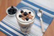Tarçın Kurabiyeli İçim Yoğurt Parfe Tarifi