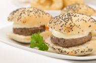 Mini Peynir Burgerler Tarifi