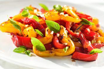 Közde Biber Salatası Tarifi