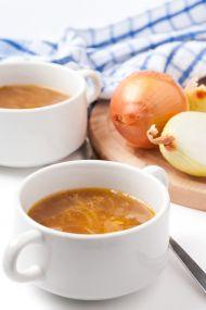 Dana Etli Soğan Çorbası Tarifi