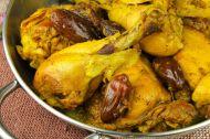 Hurmalı Tavuk But Tarifi
