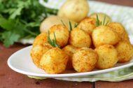 Peynirli Patates Kroket Tarifi