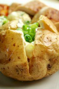 Tereyağında Patates Tarifi